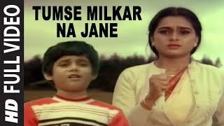 download lagu Tumse Milkar Na Jane Full Song  Pyar Jhukta gratis
