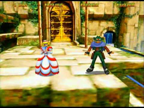 DC Power Stone 2 Arcade - Julia -