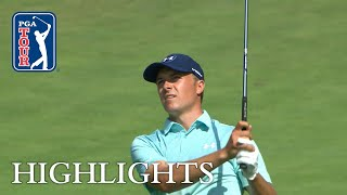 Jordan Spieth extended highlights   Round 3   THE NORTHERN TRUST