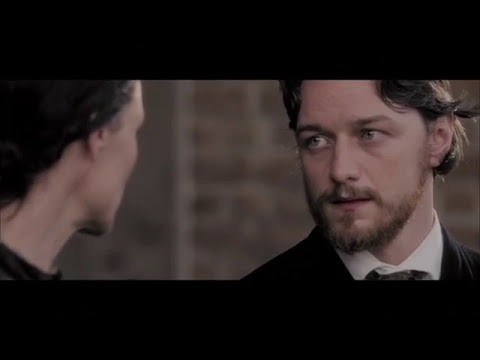THE CONSPIRATOR - Prison Courtyard (Robert Redford - James McAvoy)