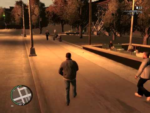 GTA IV Intel Graphics HD4000(i7 3770)
