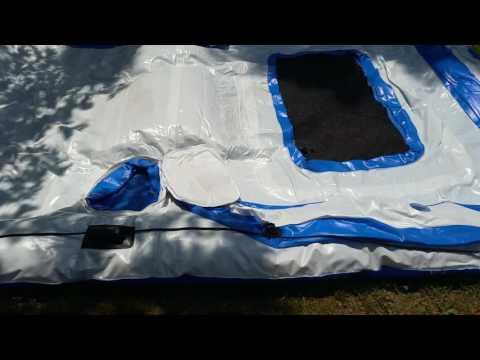 Bestway Breeze Floating Island Review 1080p