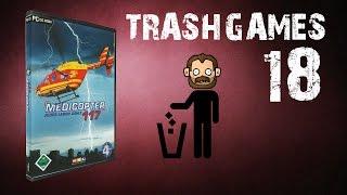 Trashgames #018 - Flugs die Rotorblätter an [deutsch] [FullHD]
