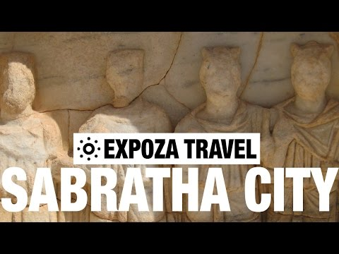 Sabratha Travel Video Guide