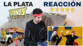 ReacciÓn Juanes La Plata Ft Lalo Ebratt