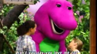 Watch Barney I Love You video