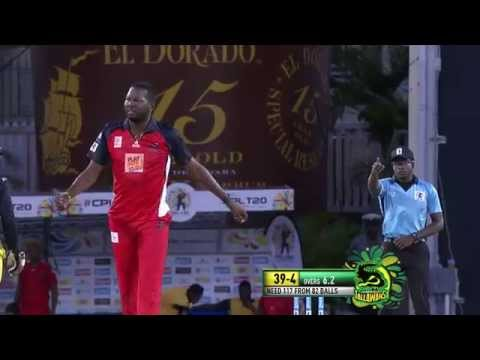 Semi Final 1: Jamaica Tallawahs v Trinidad and Tobago Red Steel