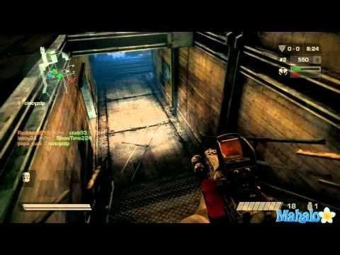 Killzone 3 Multiplayer Beta Infiltrator Class
