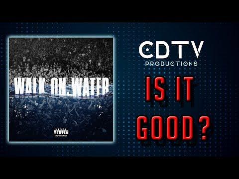 Eminem Walk On Water feat Beyonce  IS IT GOOD?