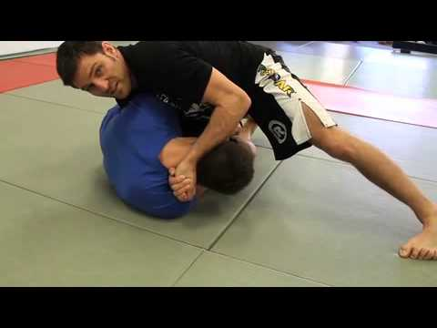 Jiu Jitsu Technique of the Week - Darce from Half Guard | MMA Training Revgear Image 1