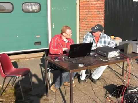 PI4KST testing for EME expedition 3B8EME