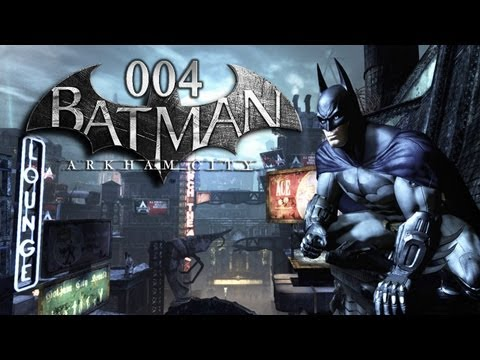 BATMAN: ARKHAM CITY #004 - Jokers Funland [HD+] | Let's Play Batman: Arkham City