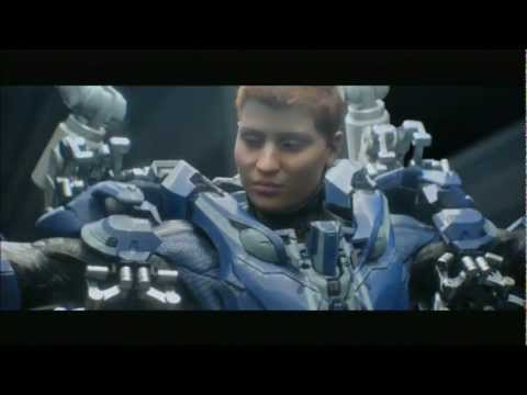 Halo 4 Cutscenes: Spartan Ops Episode 1 *FULL* 1080p HD