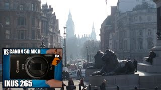 London Time Lapse Canon IXUS 265 HS Test
