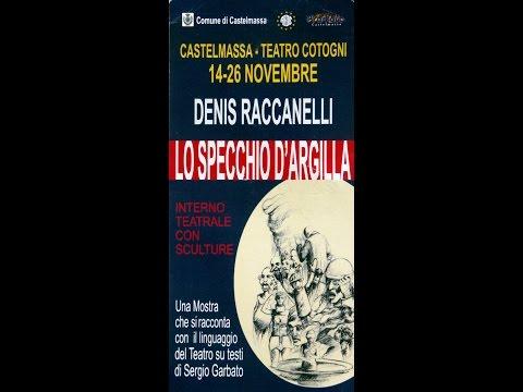 Lo specchio d'argilla   Denis Raccanelli