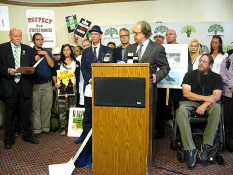 0 Harborside Health Center Press Conference 07/12/12