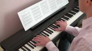 Ludwig van Beethoven: Moonlight Sonata (1st movement)