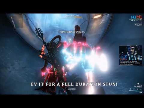 Warframe: Operation False Profit: Fast & Painless with Trinity - Solo