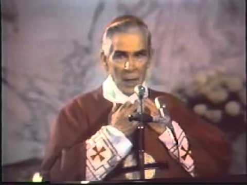 The Meaning of the Mass - Venerable Fulton Sheen