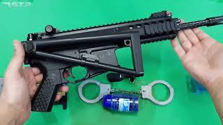 Realistic Toy Air Gun Rifle | Ball Bullet Airsoft High Performance BB Toy Rifle
