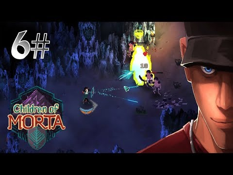 Lindia The Machine Archer Children of Morta Part 6 | Let's Play Children of Morta Gameplay