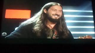 BLAKE   MESMEIZED- PERFORMANCE- DANCING IN THE MOONLIGHT- THE VOICE SEASON 15 BLIND  AUDITIONS.