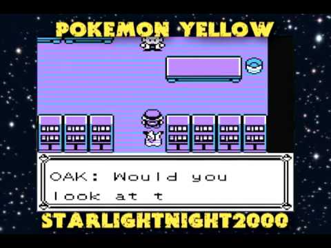 Pokemon Yellow - Let