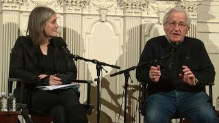 Chomsky on North Korea & Iran: Historical Record Shows U.S. Favors Violence Over Diplomacy