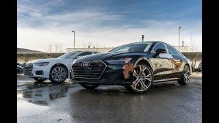 Unboxing Audi's