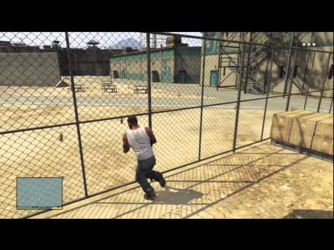 GTA V: Prison Break