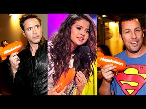Kids Choice Awards 2014 (Winners) -- Selena Gomez, Ariana Grande, One Direction & More