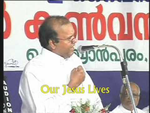 Pr.John.K.Mathew Kumbanad Convention 2011 - 1Peter.5.6,7 - Part -2