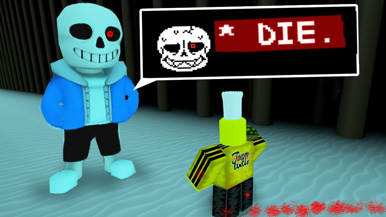 ROBLOX BOSS FIGHTS *UNDERTALE BOSSES!!*