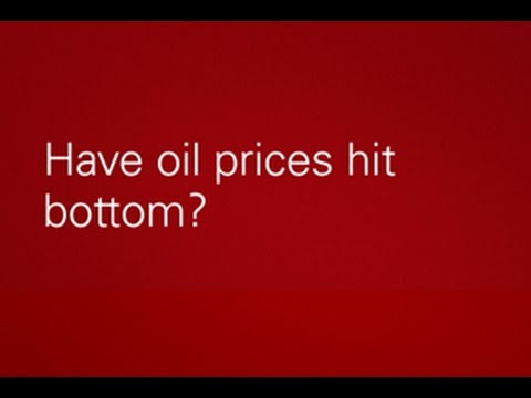 Have oil prices hit bottom