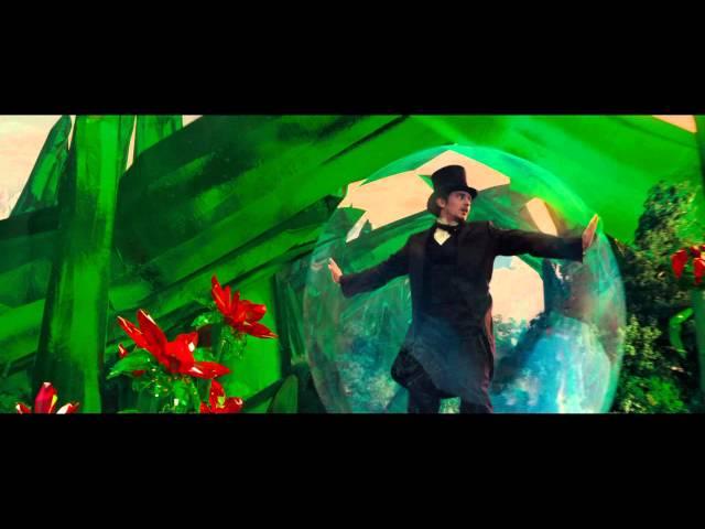 Lạc Vào Xứ Oz: Vĩ Đại và Quyền Năng - Du Hành Bằng Bong Bóng - Phim Clip