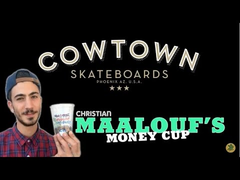 Christian Maalouf's Money Cup Best Trick Contest presented by Brixton