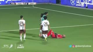دوري بلس - ملخص مباراة الباطن و الاتحاد في دور ربع النهائي من كأس ولي العهد