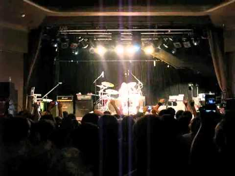 Skillet live in Melbourne, Australia - 22nd January, 2011