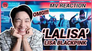 Download lagu LISA - 'LALISA' M/V Reaction | KAYAVINE