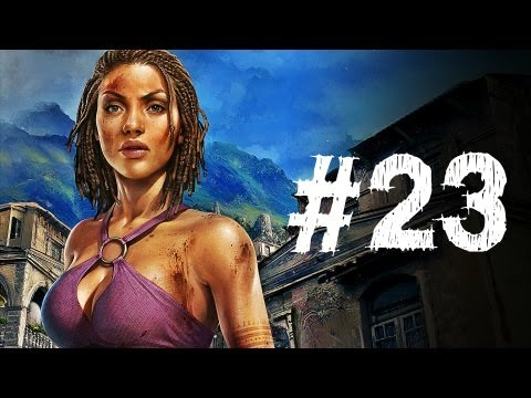 Dead Island Riptide Gameplay Walkthrough Part 23 - Nuke the Island - Chapter 9