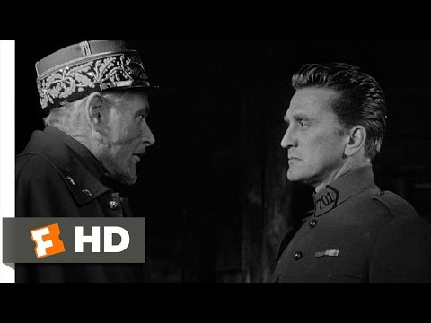Paths Of Glory (2/11) Movie CLIP - We'll Take The Ant Hill (1957) HD