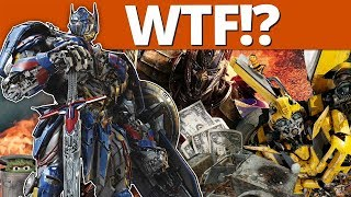 WTF passierte in Transformers: The Last Knight?!