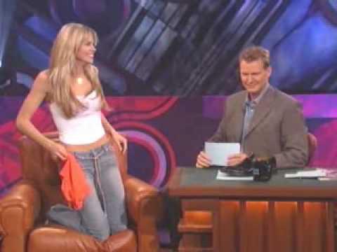 Kilborn's 5 Questions 2003.04.04 Brooke Burns
