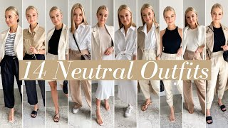 STYLING NEUTRALS FOR SPRING/SUMMER 2020