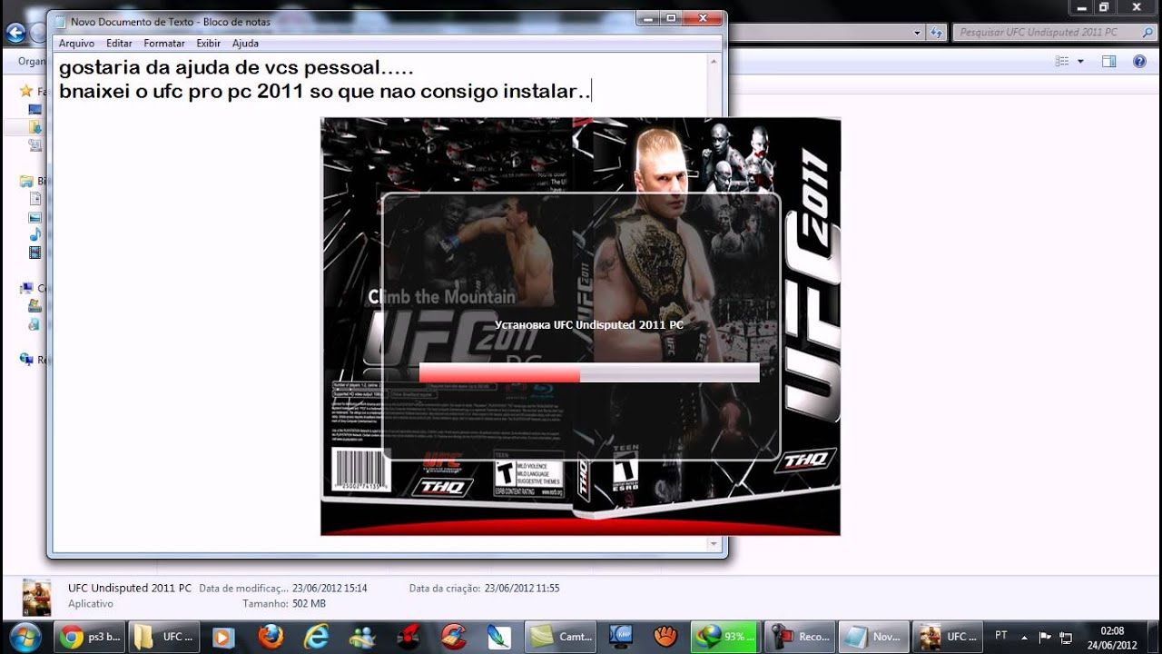Ufc undisputed torrent pc.