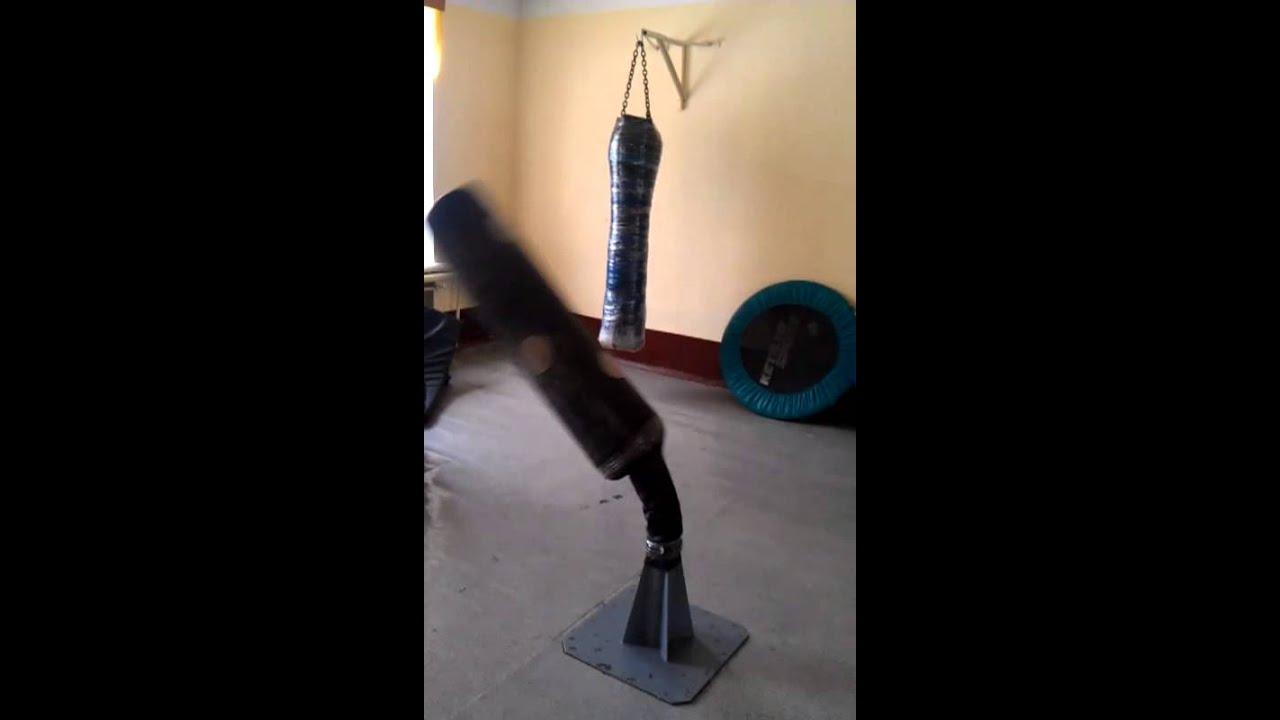 Груша для бокса своими руками 57