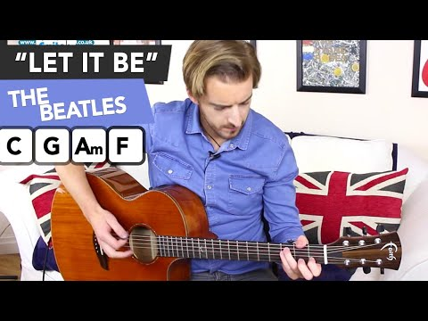 Beatles - Let It Be (Easy)