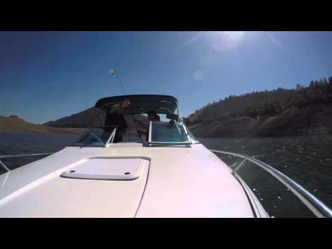 Lake Don Pedro Boating October 2015
