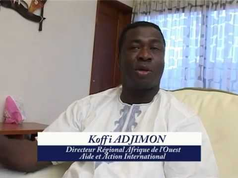 Support of educational alternatives in Benin, by Aide et Action international