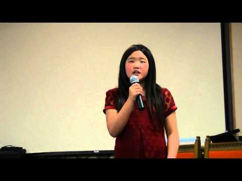 Bridget Lee Singing they Could Not By Sandi Patty video